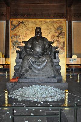 Ming Hanedanlık Mezarlığı