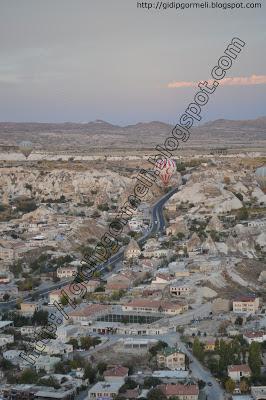 Kapadokya Balon Turu