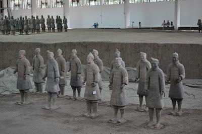Terra Cotta Askerleri
