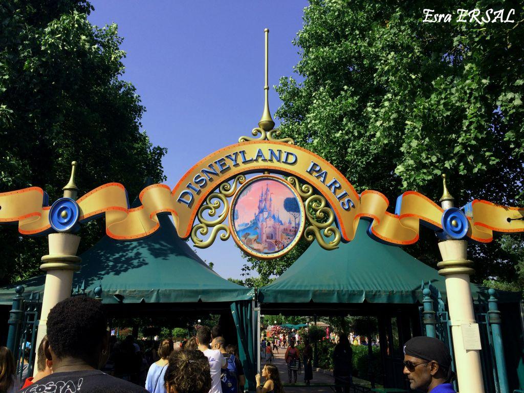 Disneyland Giriş
