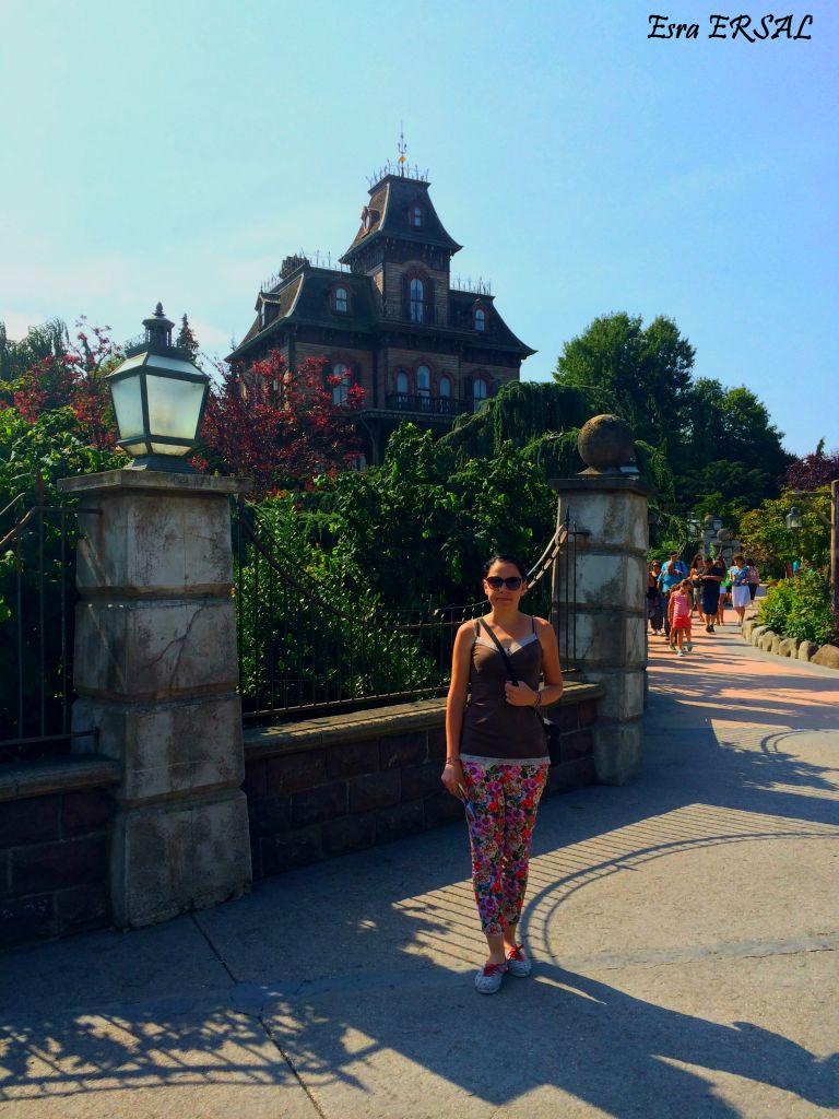 Disneyland ilk bolum