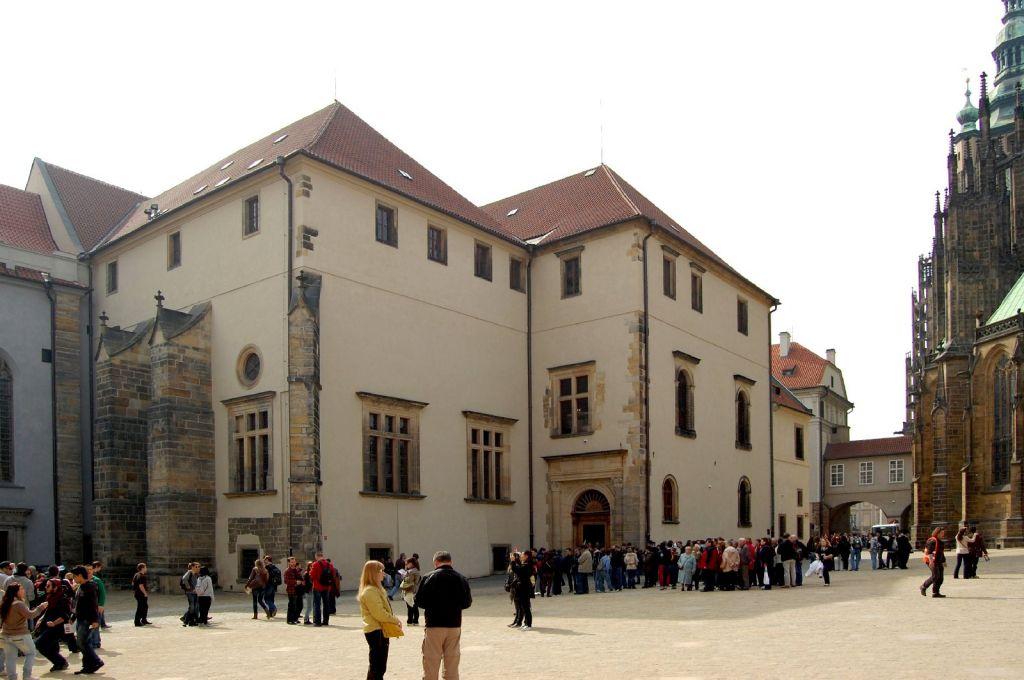 Eski Kraliyet Sarayı (Starý královský palác)