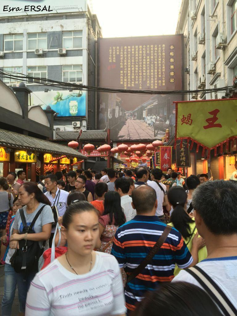 Wanfujing Snack Street