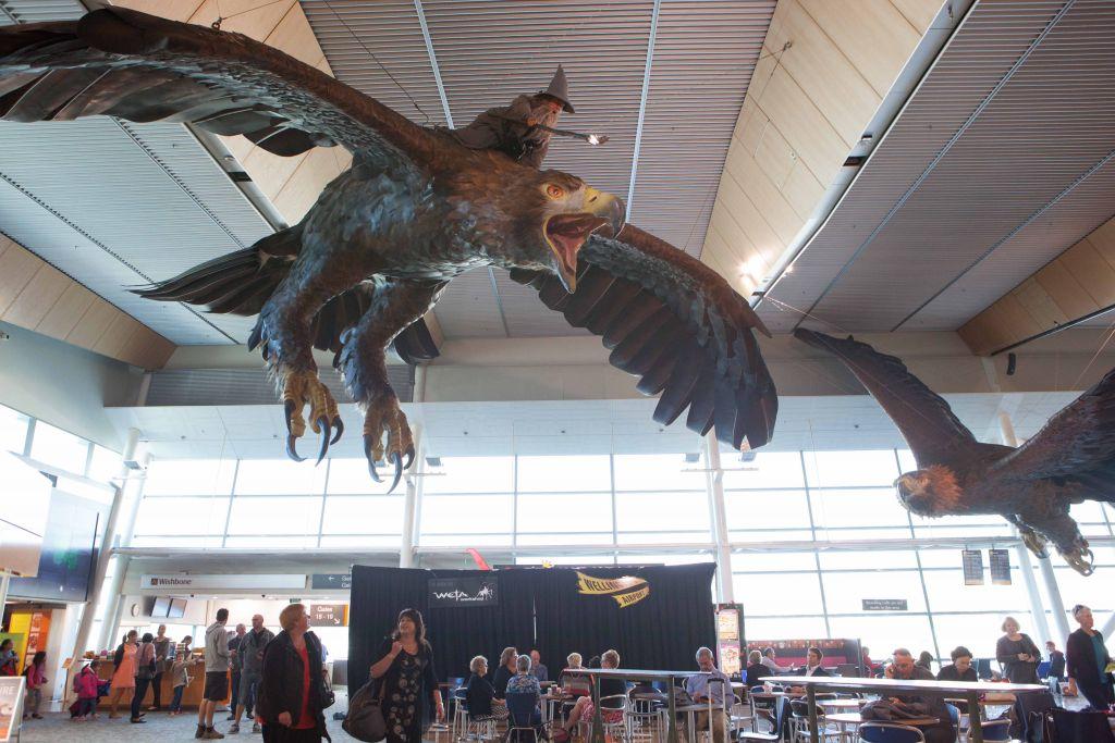 Yeni Zelanda Havaalanı