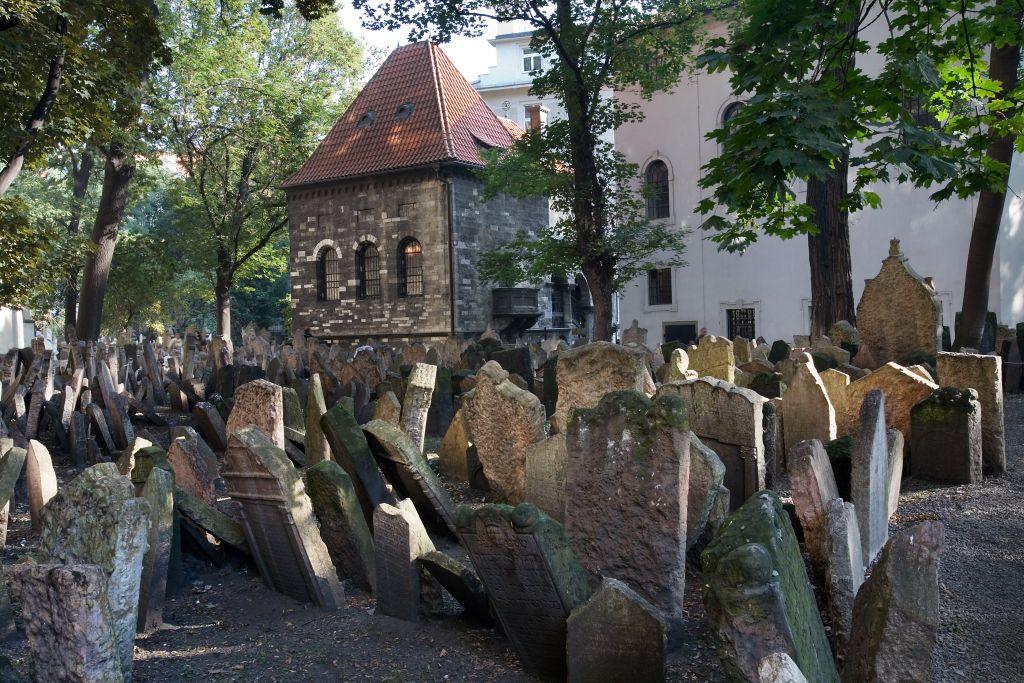 Prag Eski Yahudi Mahallesi
