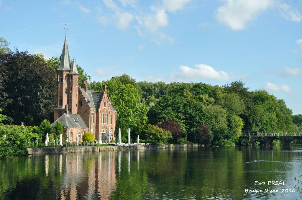 Brugge Şehir Turu Ve Gezilecek Yerler