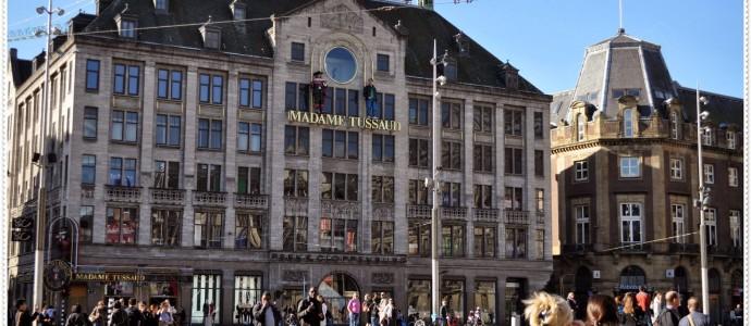 Dam Square – Amsterdam