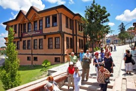 Çağdaş Cam Sanatları Müzesi – Eskişehir