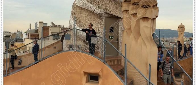 Casa Mila (La Pedrera) – Barselona