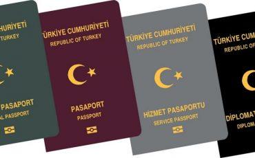 Bordo, Yeşil Ve Gri Pasaport İçin Yurtdışına Çıkarken İstenen Belgeler