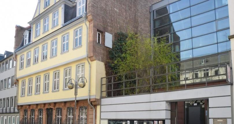 Goethe Evi – Frankfurt
