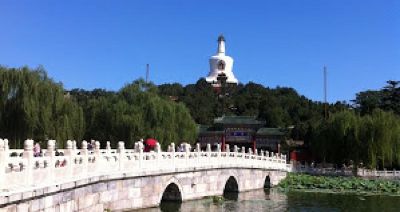 Beihai Park – Pekin