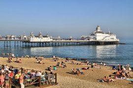 Eastbourne Gezilecek Yerler