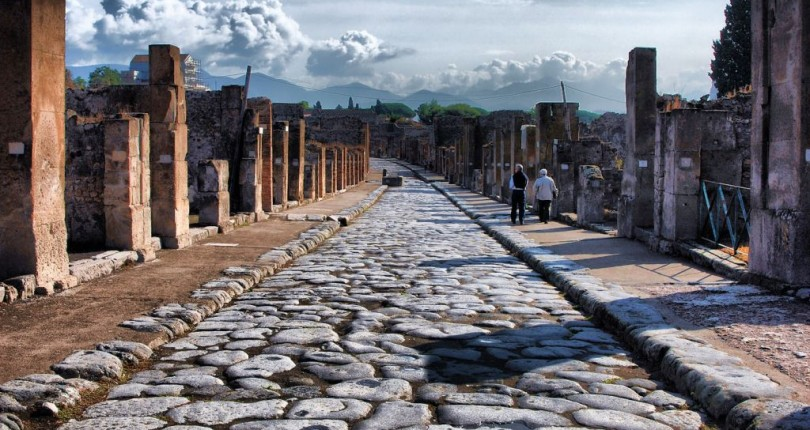 Pompei – İtalya