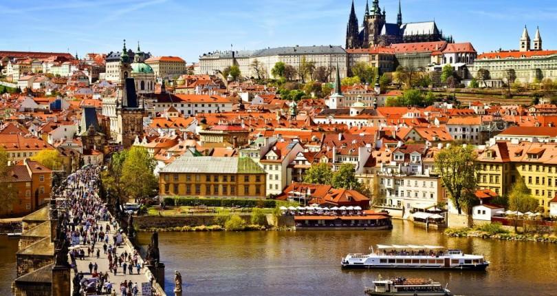 Prag Şehir Turu Ve Gezilecek Yerler