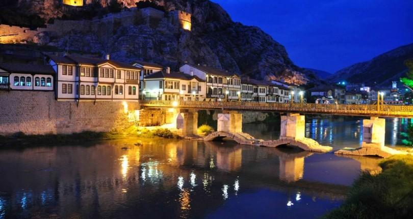 Amasya Şehir Turu