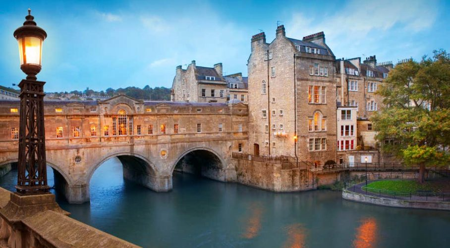 Top 5  Must-Sees In Bath