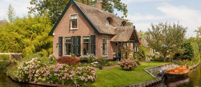 Giethoorn; Hollanda'nın Hobbit Köyü