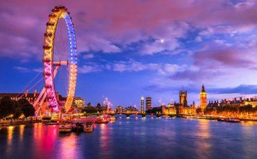 Londra'da Yeni Bir Hayat