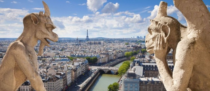 Paris Şehir Turu