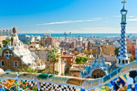 Park Guell – Barselona