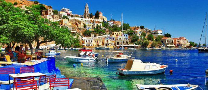 Yunanistan'ın Muhteşem Adası Rodos'ta Yat Tatili Keyfi