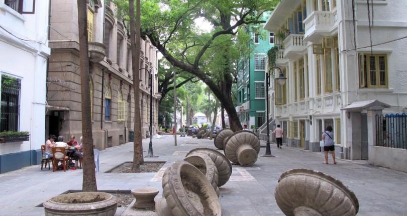 Shamian Adası – Guangzhou