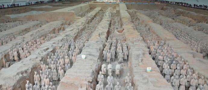 Terra Cotta Askerleri – Xian