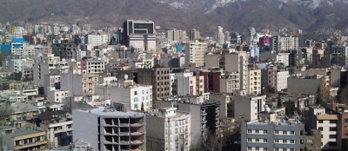 Tahran Şehir Turu