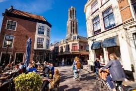 Utrecht Şehir Turu – Hollanda